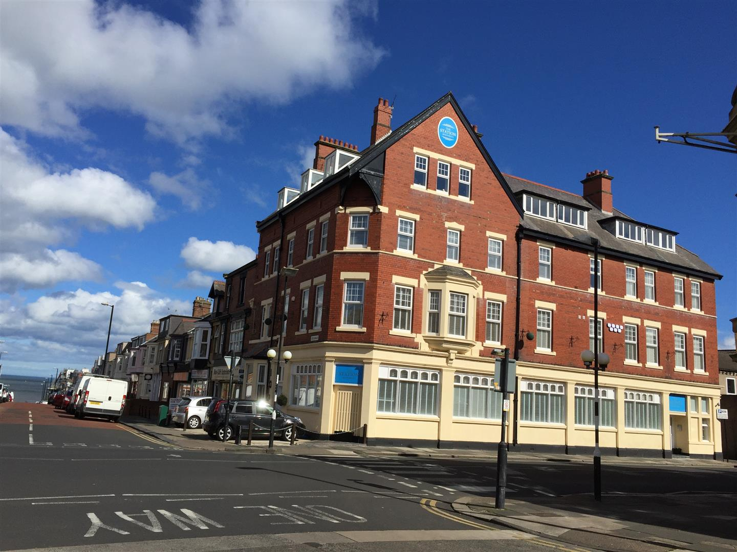 2 Bedrooms Apartment Flat for sale in The Station Apartments, Whitley Bay